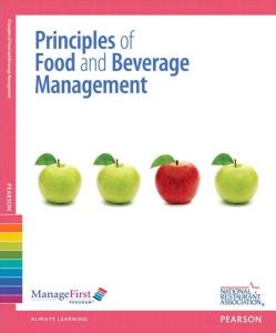 ManageFirst- Principles of Food and Beverage Management