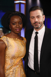 Danai Gurira - Jimmy Kimmel Live: April 9th 2019