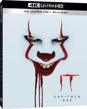 It - Capitolo due (2019) Full Blu-Ray 4K 2160p UHD HDR+ 10Bits HEVC ITA DTS-HD MA 5.1 ENG TrueHD/Atmos 7.1 MULTI
