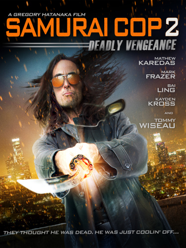 Samurai Cop 2 Deadly Vengeance (2015) 720p BluRay [YTS]
