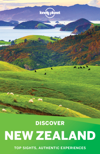 Discover New Zealand Lonely Planet Travel Guide