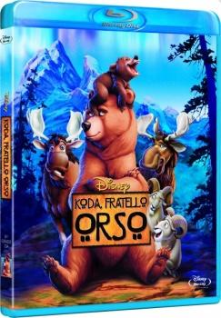 Koda, fratello orso (2003) Full Blu-Ray 30Gb AVC ITA DD 5.1 ENG DTS-HD MA 5.1 MULTI
