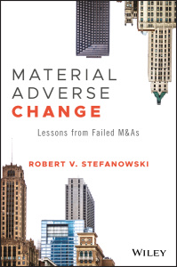 Material Adverse Change- Lessons from Failed M&As