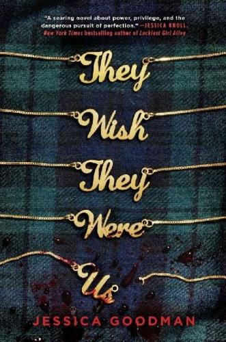 They Wish They Were Us by Jessica Goodman