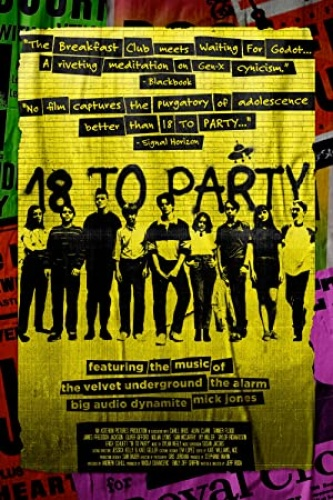 18 to Party 2020 HDRip XviD AC3-EVO