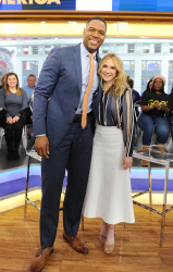 Holly Hunter - Good Morning America: February 9th 2018