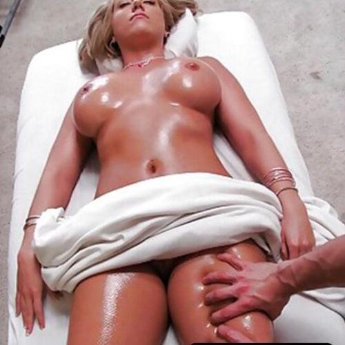 Big tits oiled pics