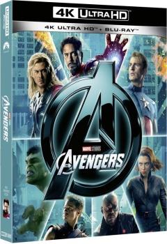 The Avengers (2012) Full Blu-Ray 4K 2160p UHD HDR 10Bits HEVC ITA GER DD Plus 7.1 ENG TrueHD 7.1 MULTI