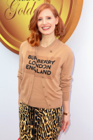 "Jessica Chastain - 6th Annual ""Gold Meets Golden"" Brunch in West Hollywood 1/5/19"