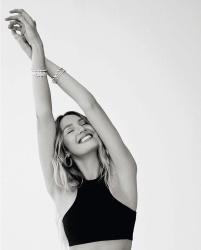 Candice Swanepoel - Vogue Turkey 2019