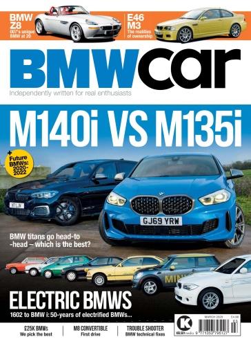 BMW Car - March (2020)