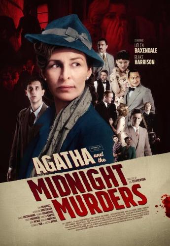 Agatha and the Midnight Murders 2020 HDRip XviD AC3-EVO