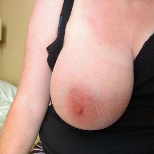 Huge tits redhead anal