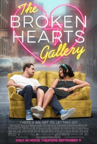 The Broken Hearts Gallery 2020 HDRip XviD AC3-EVO