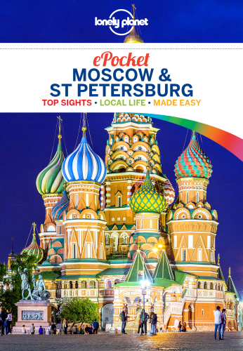 Pocket Moscow & St Petersburg (Lonely Planet Travel Guide)