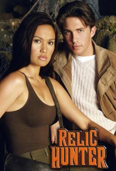 Relic Hunter - Stagione 3 (2002) [Completa] .avi TVRip MP3 ITA