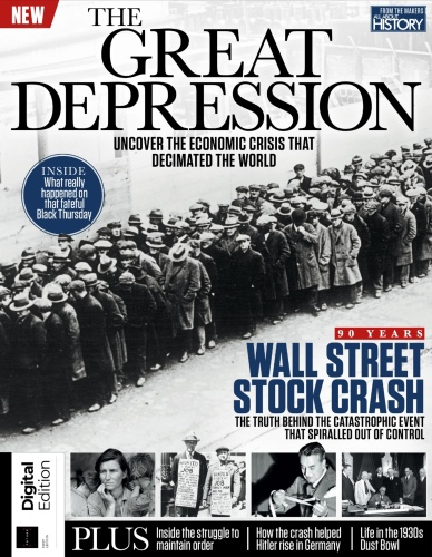 All About History - The Great Depression - 2019