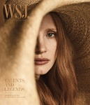 Jessica Chastain - Wall Street Journal Magazine February 2018