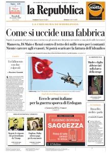 la Repubblica - 16 10 (2019)