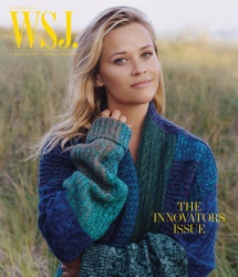 Reese Witherspoon - WSJ November 2017