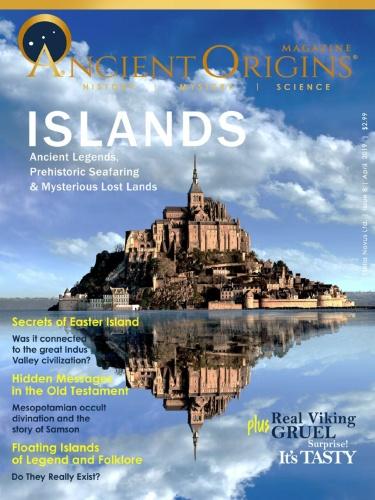 Ancient Origins - Issue 8 - April 2019