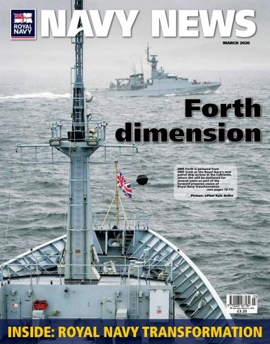 Navy News - March (2020)