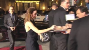 Emma Watson - Noah Premiere Red carpet + Interview, March 13, 2014 | HD 720p