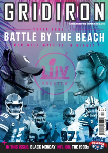Gridiron - Issue 52 - January (2020)