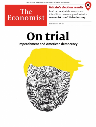 The Economist UK - 14 12 (2019)