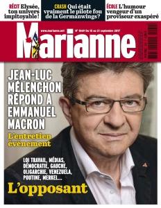 Marianne  15 au 21 Septembre (2017)