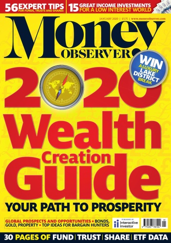 Money Observer  January (2020)