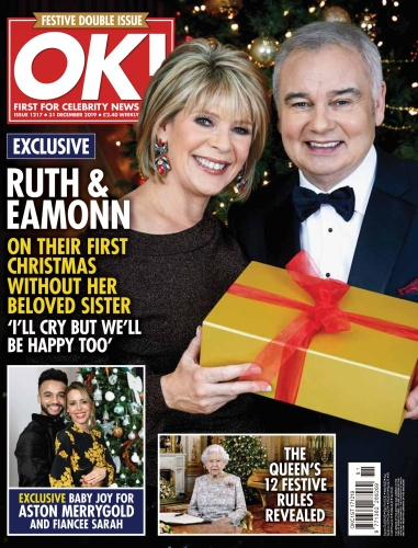 OK ! Magazine UK  23 December (2019)