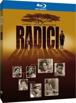 Radici - La Serie Originale (1977) [3-Blu-Ray] Full Blu-Ray 101Gb AVC ITA DD 2.0 ENG DTS-HD MA 2.0 MULTI
