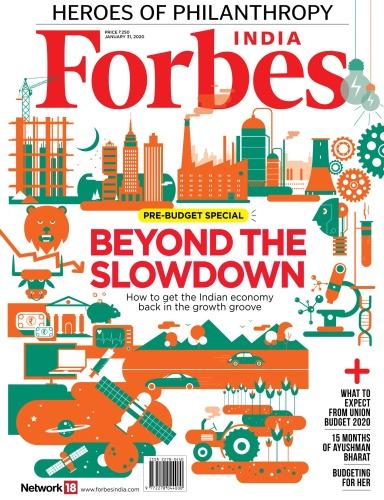 Forbes India - January 31 (2019)