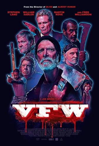 VFW 2019 BRRip XviD AC3-EVO