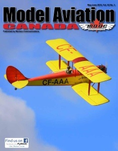 Model Aviation Canada - May-June (2019)
