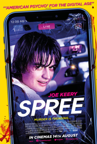 Spree 2020 1080p Bluray DTS-HD MA 5 1 X264-EVO