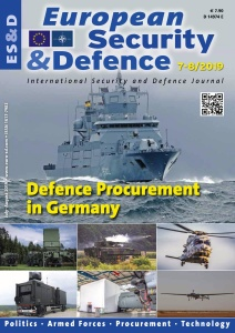 European Security and Defence - July-August (2019)