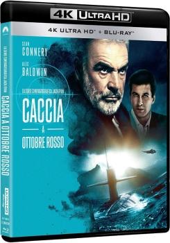 Caccia a Ottobre Rosso (1990) Full Blu-Ray 4K 2160p UHD HDR 10Bits HEVC ITA DD 5.1 ENG TrueHD 5.1 MULTI