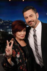 Sharon Osbourne - Jimmy Kimmel Live: September 27th 2018