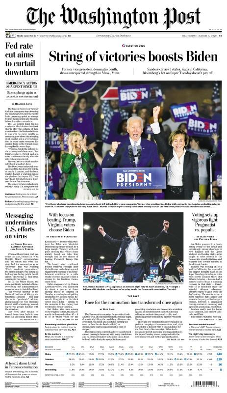 The Washington Post - 04 03 (2020)