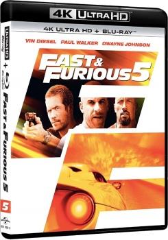 Fast & Furious 5 (2011) Full Blu-Ray 4K 2160p UHD HDR 10Bits HEVC ITA DTS 5.1 ENG DTS:X/DTS-HD MA 7.1 MULTI