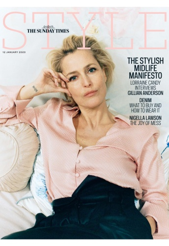 The Sunday Times Style - 12 January (2020)