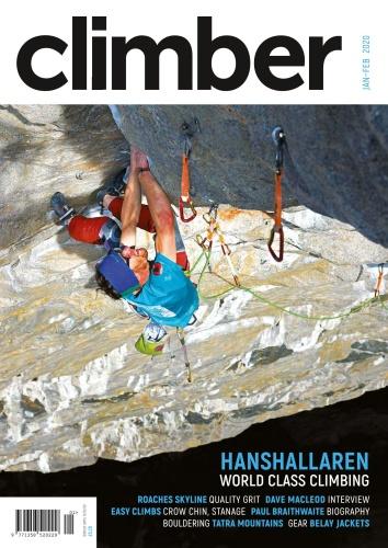 Climber - January-February (2020)