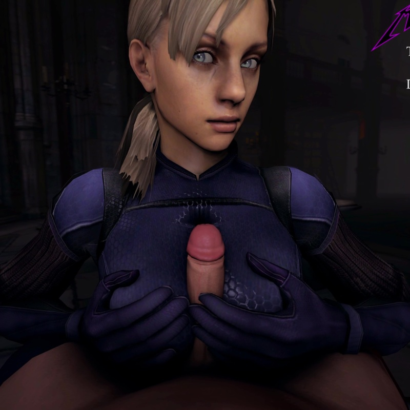 Jill Valentine / Resident evil [2015, Big Ass, Big Dick, Big Tits, Fetish, Hardcore, POV, Cartoon, HD, WEB-DL] [eng]