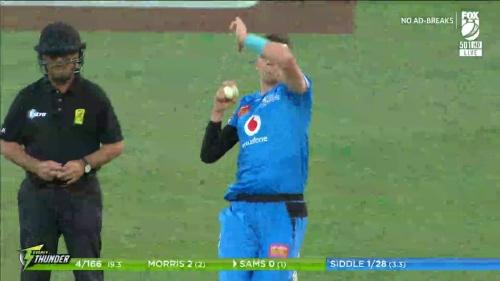 BBL09 Match 17 Adelaide Strikers V Sydney Thunder KAYO 1080p
