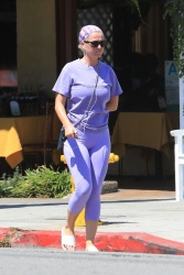 Katy Perry Out in Los Angeles - 9/3/19