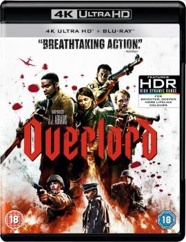 Overlord (2018) Full Blu-Ray 4K 2160p UHD HDR 10Bits HEVC ITA DD 5.1 ENG Atmos/TrueHD 7.1 MULTI