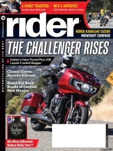 Rider Magazine - December (2019)