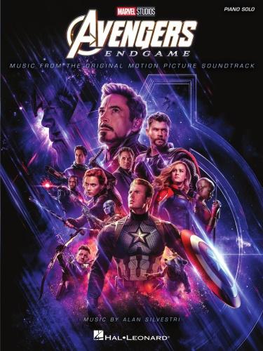 Alan Silvestri Avengers Endgame Songbook (2019)